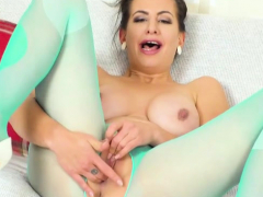 big tits pornstar fetish with cumshot