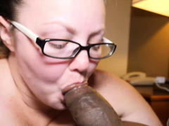 bbw pawg white bitch pink twat fucked big black cock king kreme