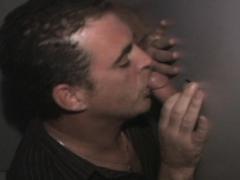 Stuart Loves Sucking Cock On His Lunchbreak