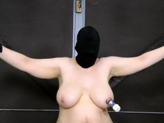 european-with-big-boobs-fucks-a-glass-dildo