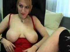 Webcam Girl With Big Natural Tits Porn Video