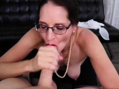 Its No Surprise Why Hot Milf Christine Sapphire Quickly