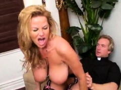blonde-busty-whore-in-red-stockings-gives-blowjob