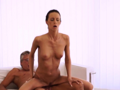 Old pussy exam hd Finally she's got her boss dick
