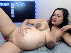 latin-bbw-milf-serves-big-black-man-and-his-cock