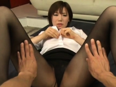 sassy bimbo nanako mori gets fully pleased