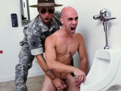 Porn film with military men jacking off and free big gay