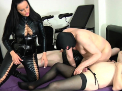 german-bisexual-slave-first-time-blowjob-for-femdom-lady