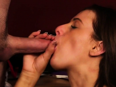 horny beauty gets sperm load on her face blowing all th74vwq