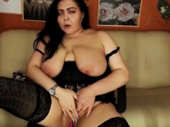 bbw-babe-loves-to-fuck-her-juicy-pussy-with-lovense