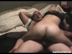 Larry Shoots His Load Deep Inside Silk's Tight Ass