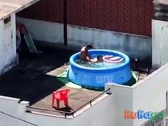 girls watching couple fuck at pool cfnm – xtinder.net
