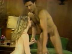 Blondie Seduces An Older Guy And Fucks