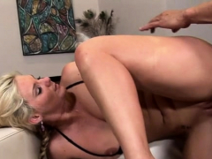 Remarkable Blonde Phoenix Marie's Quim In Sex Action