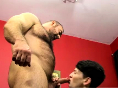 Blue collar men gay sex clips first time Pimped out for