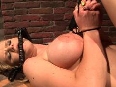 bondage babe pussytoyed by her dom xvideo-world