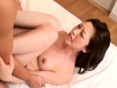 Asahi Miura Hot Asian MILF enjoys sex - More at hotajp.com