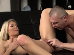 Fucking Big Daddy And Skinny Granny Anal Old She Is So