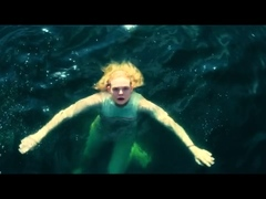 Elle Fanning wet and sexy
