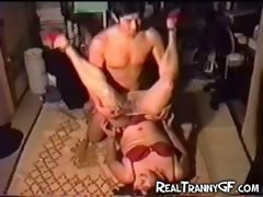 Real Asian Sissy Gets Fucked!