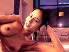 Zlata Oduvanchik super hot virgin babe in the pool