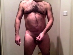 Daddy bear strips