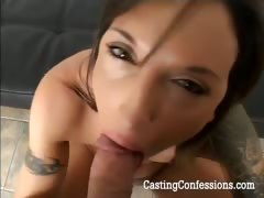 Fiona Cheeks Gets First Porn Casting Call
