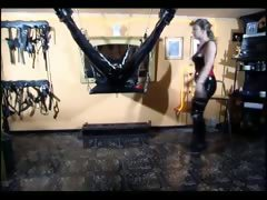 Slutty Slave Girl Loves To Be Tied Up
