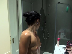 very-sexy-stepmom-gets-recorded-while-showering