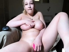 busty solo woman toying herself Hot