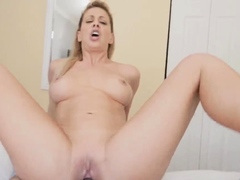 Teen outdoor creampie and milf tiny dick Cherie Deville