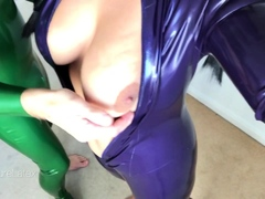 fetish-lesbian-xxx-close-to-strapon-fucking-inside-latex