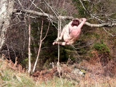 naked-self-bondage-in-the-woods-gone-wrong