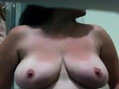 massive tit mature spied on
