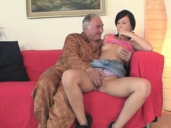 Gorgeous Russian Young Girlfriend Fucks Nicely