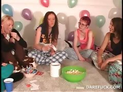 sluts-play-truth-or-dare-at-a-pijma-sexparty