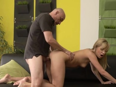 old-lady-gives-handjob-would-you-pole-dance-on-my-dick