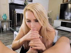 hot-blonde-milf-slobbering-over-the-studs-big-shaft