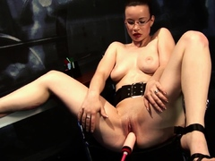 redhead-secretary-getting-pounded-by-fucking-machine