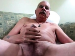 daddy-with-moustache-play-and-cum