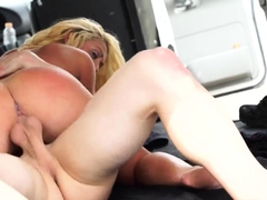 Huge dick punishment and slave wife shared There's not