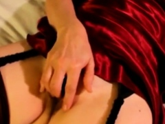 Masturbating again with the neighbours girl