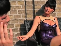 Have a fun nasty domina and dirty big dong going at it