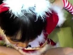 Jav Cosplay Amateur Motoki Fucks Uncensored Santa