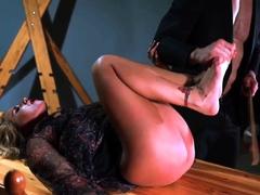 Xdominant - cruel punishment of the slave girl