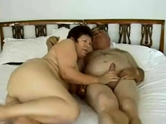 old couple sucks