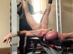 Mitch Vaughn Pervy Handyman Has His Way With A Hot Muscle Go