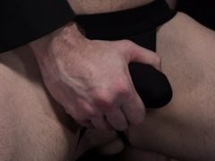 BoyForSale Cole Blue fucked and used by Brian Adams