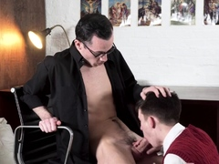 Ass spanked altarboy