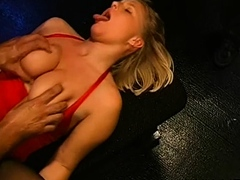 Excited darlings have to get their wild vaginas tamed